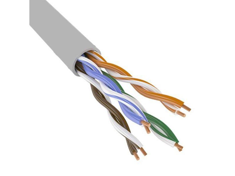 Кабель витая пара R&M - кат.5е, SF/UTP, LSFRZH SF/UTP 4P 200 MHz LSFRZH, отгрузка бухтой 500м.