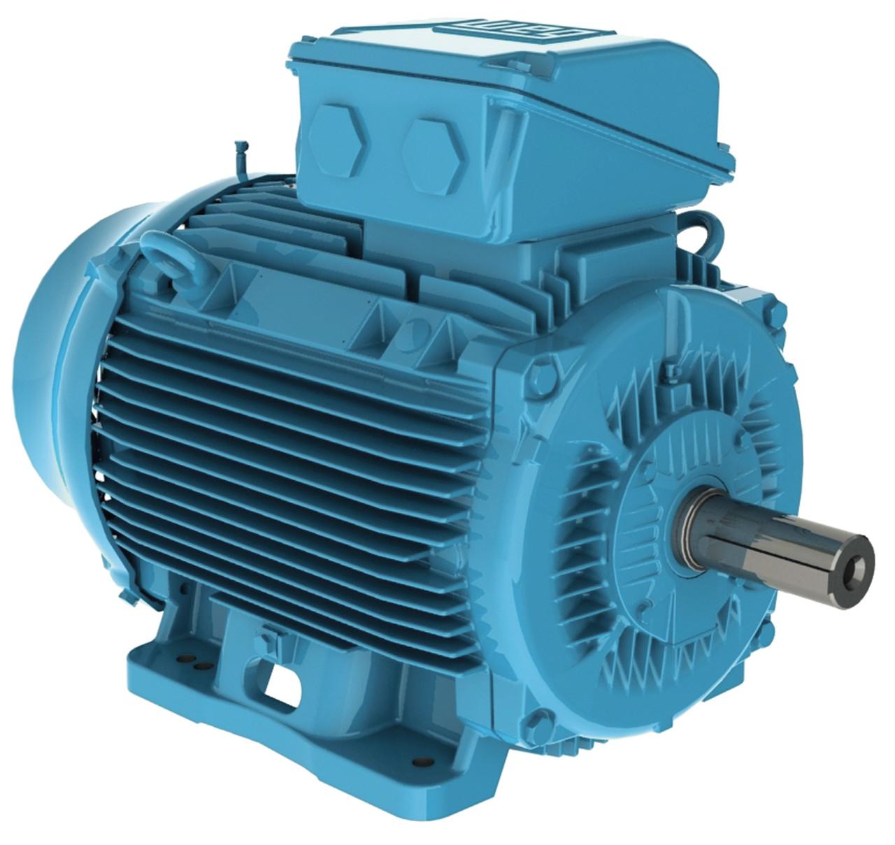 Электродвигатель W22-90S 1,1kw 4Pol B3T, 220-240/380-415, 50Hz, IE1, IP55, Std