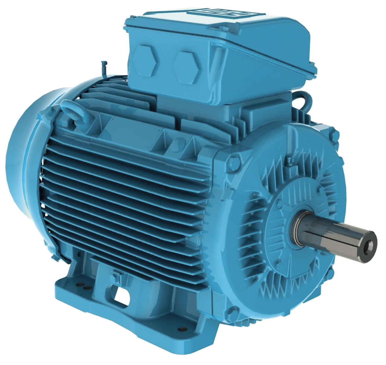 Электродвигатель W22-100L 3kw 4Pol B35T, 220-240/380-415, 50Hz, IE1, IP55, Std