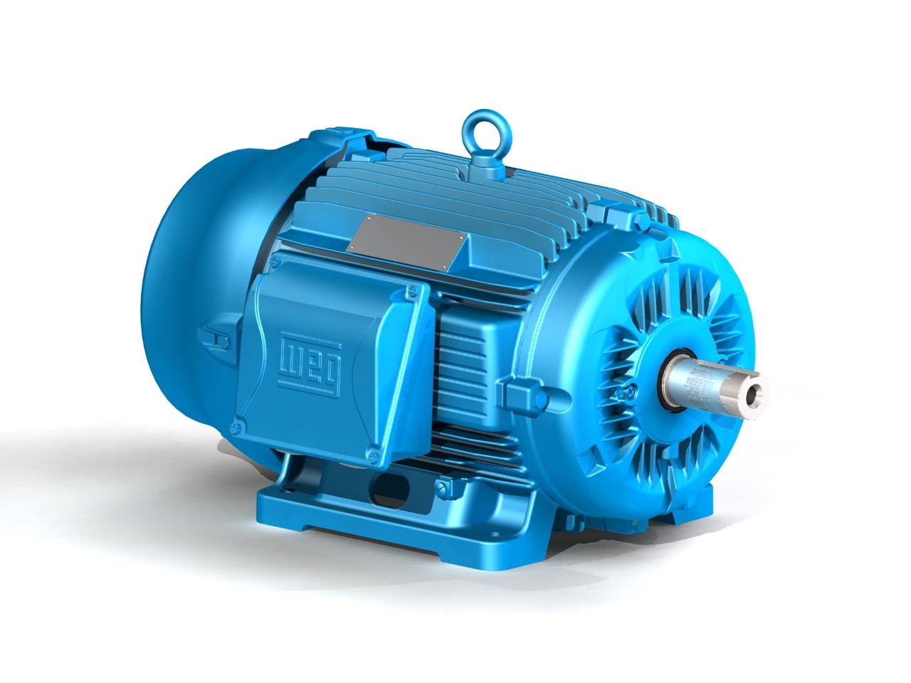 Электродвигатель W22-180М 22kw 2Pol B3T, 380-415/660-690, 50Hz, IE1, IP55, Std