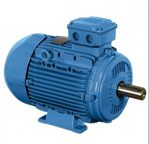 Электродвигатель W21 R-132S, 7.5 kW, 4 Pol, B35T, 380-415/660-690 V, 50 Hz, ГОСТ, IP54, std.